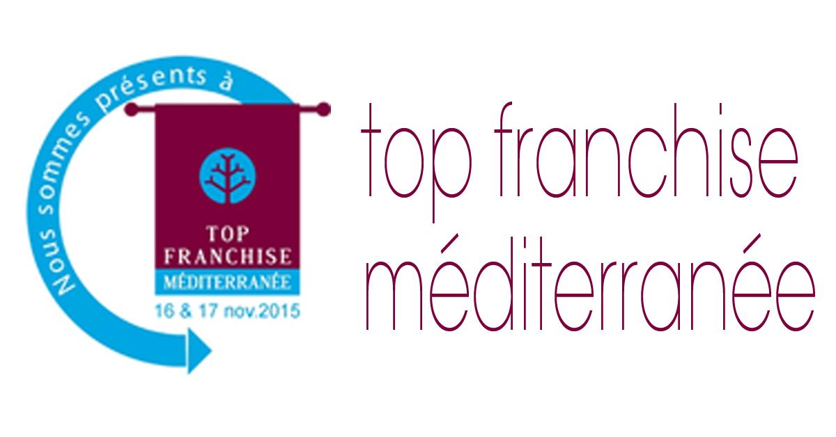 Salon top franchise m diterran e marseille 2015 - Salon franchise marseille ...